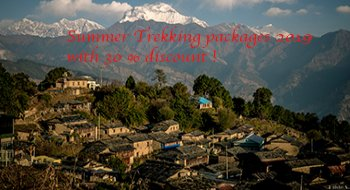 Trips for Summer 2019 in Nepal