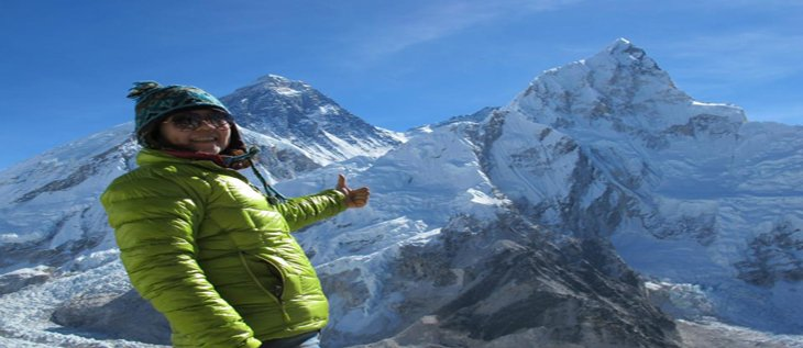 Chola Pass Tekking Everest