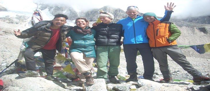 Tsum valley and Manasalu  trekking