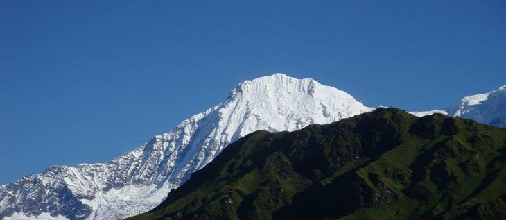 Ruby valley alternative trekking route