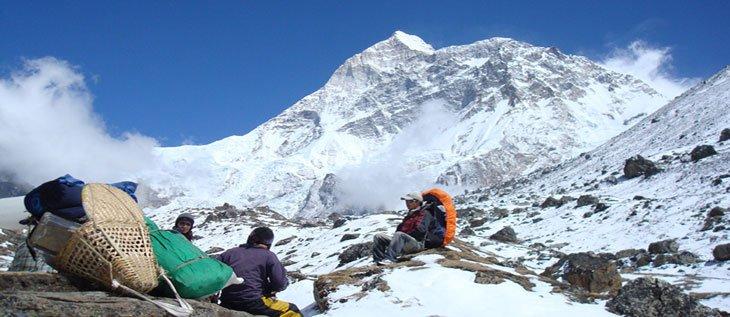 Lumba Sumba Pass Trekking