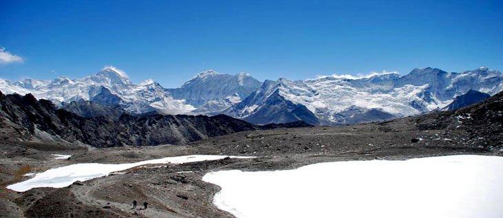 Everest Base Camp and Kongma la Pass Trekking
