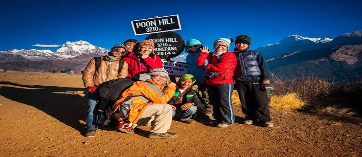 Poon hill Helicopter Tour