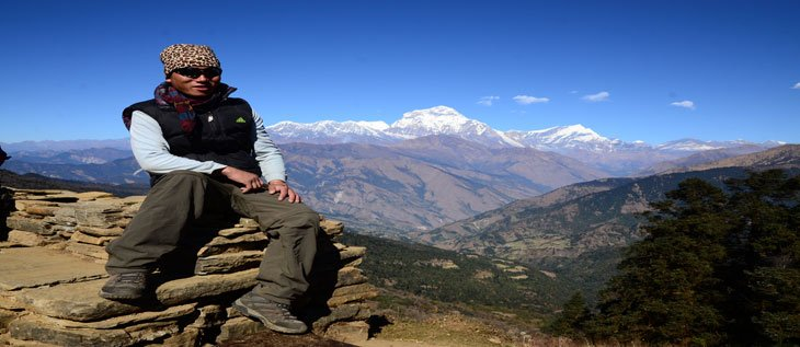 Ghorepani alternative trekking route
